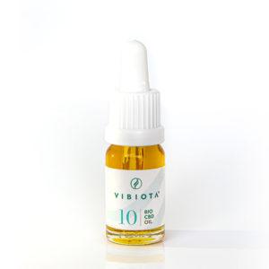 Produktfoto von CBD Öl Vollspektrum Bio Naturextrakt Flasche 10%