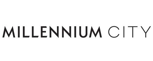 "Logo ""Millennium City"""