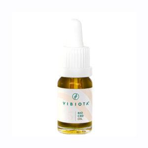Produktfoto von CBD Öl Vollspektrum Bio Naturextrakt 5% (mit Hanfsamenöl als Träger) Flasche