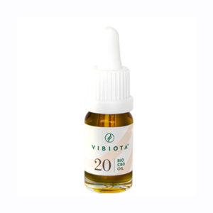 Produktfoto von CBD Öl Vollspektrum Bio Naturextrakt 20% (mit Hanfsamenöl als Träger) Flasche