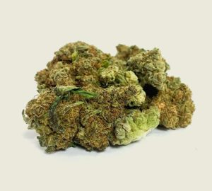 """Product photo of our organic CBD aroma flower """"Berry Mix"""""""