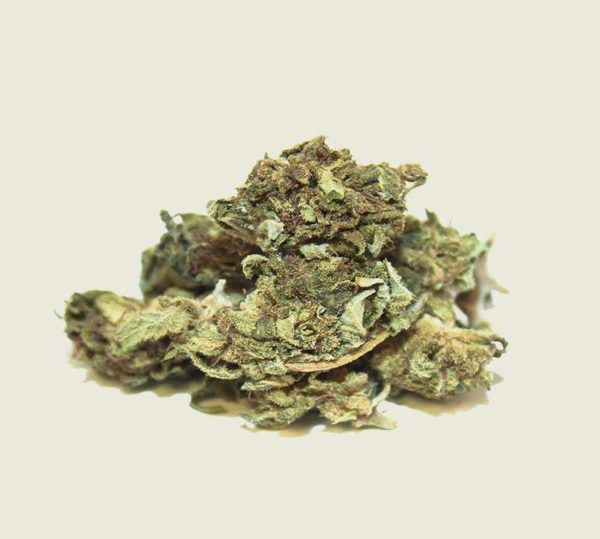 "Product photo of our organic CBD aroma flower ""Blackberry"""