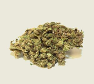 """Product photo of our organic CBD aroma flower """"Exotic"""""""