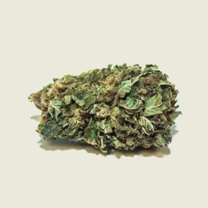 "Product photo of our organic CBD aroma flower ""Strawberry"""
