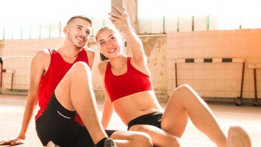 """Vibiota Blog Beitragsbild zum Thema """"CBD für Sport und Regeneration"""""""